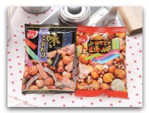 二色綜合14 1袋入大包裝豆果子
