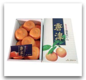 家樂福 日本佐賀縣溫室蜜柑-唐津禮盒