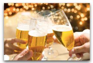 無酒精啤酒示意圖