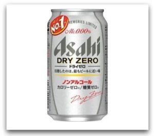 Asahi朝日 DRY ZERO 無酒精飲料