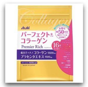 Asahi 膠原蛋白粉 金色版