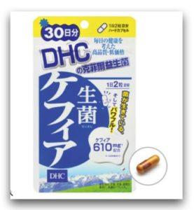 DHC 克菲爾益生菌 30日份_momo