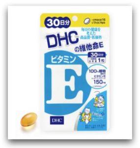 DHC 維他命E 30日份_momo