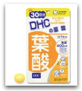 DHC 葉酸 30日份_momo