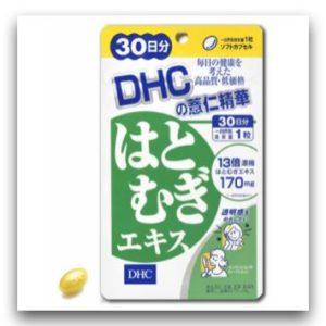 DHC 薏仁精華 30日份_momo