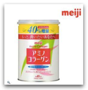Meiji 明治 增量40%膠原蛋白粉-罐裝40天份_momo