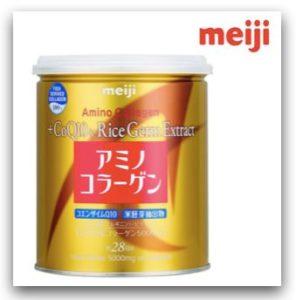 Meiji 明治 膠原蛋白粉奢華版-璀璨金罐裝200g_momo