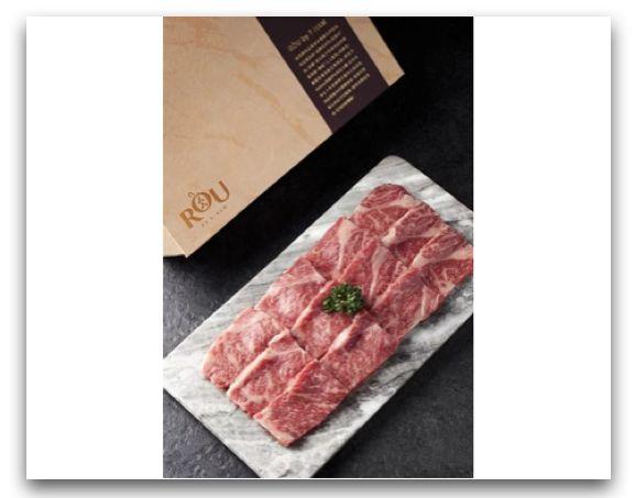 ROU 日本和牛燒肉片禮盒