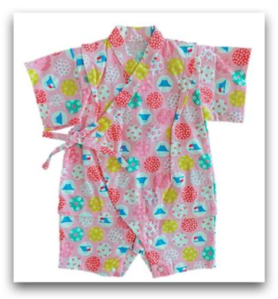 新生兒浴衣