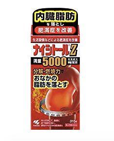 肥胖改善用藥 (ナイシトールZ)