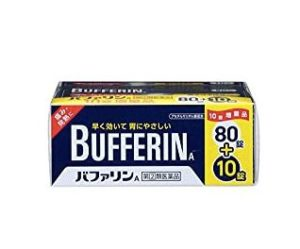 BUFFERIN A (バファリンA)