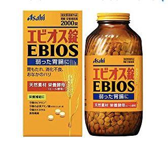 EBIOS 啤酒酵母片
