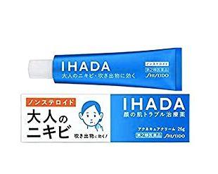 IHADA藥膏 (イハダ アクネキュアクリーム)