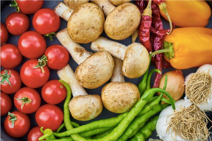 多吃蔬果能提升身體狀況,幫助戒菸