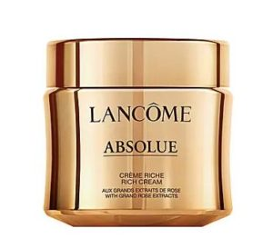 Lancome Absolue Revitalizing & Brightening Rich Cream 絕對完美黃金玫瑰修護乳霜 (豐潤版)