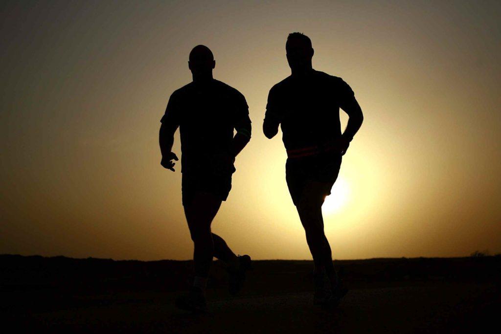 跑步可以釋放壓力,幫助戒菸