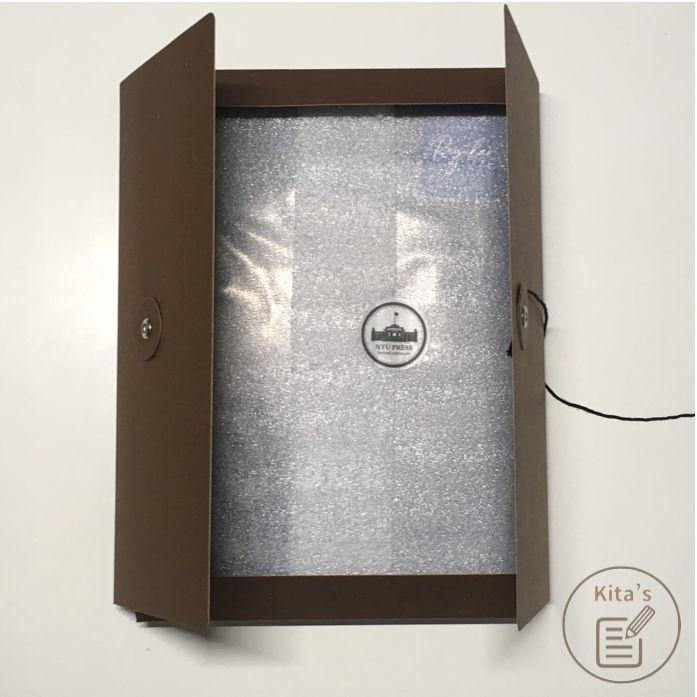 2021年手帳開箱 打開文件盒