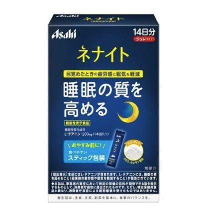 Asahi 助眠果凍