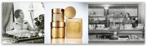 Estée Lauder 與她開發的第一款商品Renutritive Cream