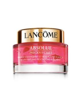 Lancome Absolue Precious Cells Nourshing and Revitalizing Rose Mask 絕對完美玫瑰花瓣面膜