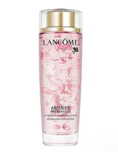 Lancome Absolue Precious Cells Rose Lotion 絕對完美玫瑰花瓣精露