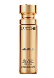 Lancome Absolue Revitalizing Oléo-Serum 絕對完美黃金玫瑰修護精華