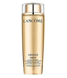 Lancome Absolue Revitalizing Rose 80 Brightening and Revitalsing Toning Lotion 絕對完美黃金玫瑰修護露