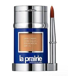 La Prairie Skin Caviar Concealer Foundation SPF15 魚子精萃 奢華訂製粉底組