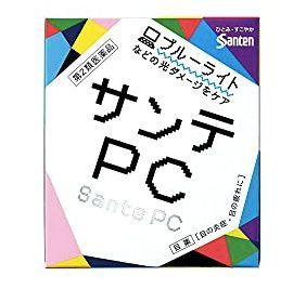參天 藍盾眼藥水 Sante PC(サンテPC)