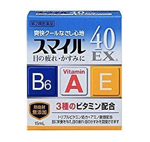 獅王 Smile40 EX a 眼薬水(スマイル40EXa)