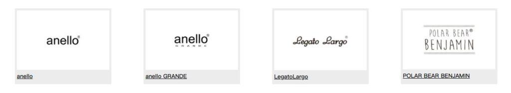 Carrot Company 旗下4品牌(圖片來源:Carrot Company 官網)