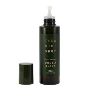 日本染髮相關產品 SUNA 烏黑生髮滋養精華