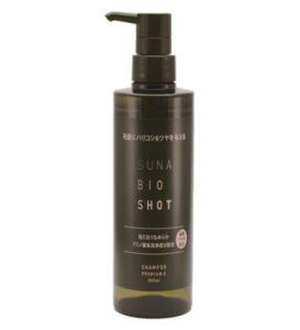 日本染髮相關產品 SUNA BIOSHOT 黃金無矽洗髮露Ⅱ溫和滋潤