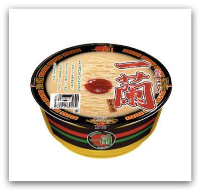 日本代購 一蘭泡麵