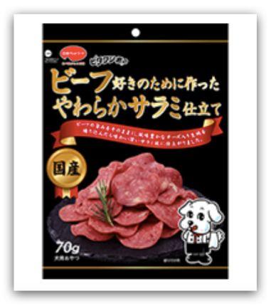 日本寵物保健食品、零食 - Vitaone 牛肉香腸點心片
