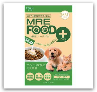 日本寵物保健食品-創健 MRE FOOD PLUS 寵物健康酵素