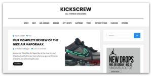 潮鞋網站推薦_Kickscrew Blog_2021
