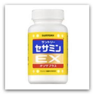日本保健食品 SUNTORY 三得利 芝麻明EX