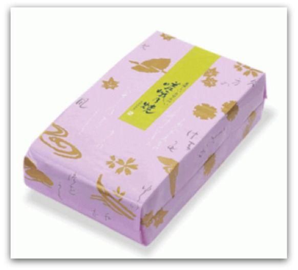 日本伴手禮 - 小倉山莊 嵯峨乃燒 仙貝禮盒