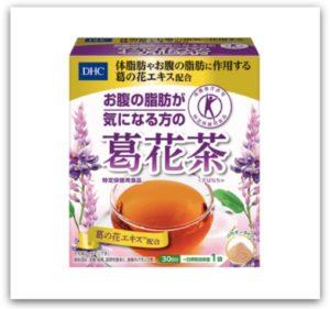 日本保健食品 DHC - 葛花茶