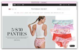 【購物實測】victoria's secret 維多利亞的秘密-美國官網經常舉辦優惠活動