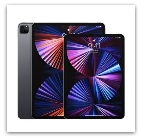 2021_iPad Pro_12.9吋_ Wifi_128 GB-蘋果官網