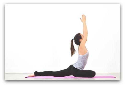 Lululemon 是許多瑜伽愛好者的首選品牌(示意圖,圖中並非品牌商品)