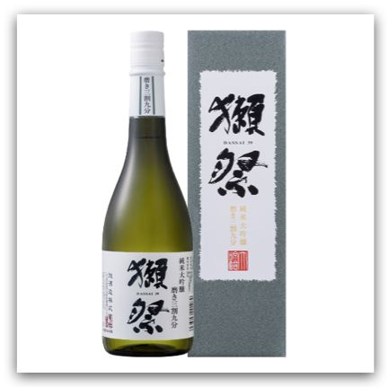 日本酒哪裡買-獺祭 三割九分 純米大吟釀 720 ml