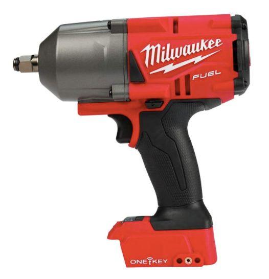 跨國網購電動工具-【Milwaukee 美沃奇】18V鋰電無碳刷6分高扭力扳手空機(M18ONEFHIWF34-0)