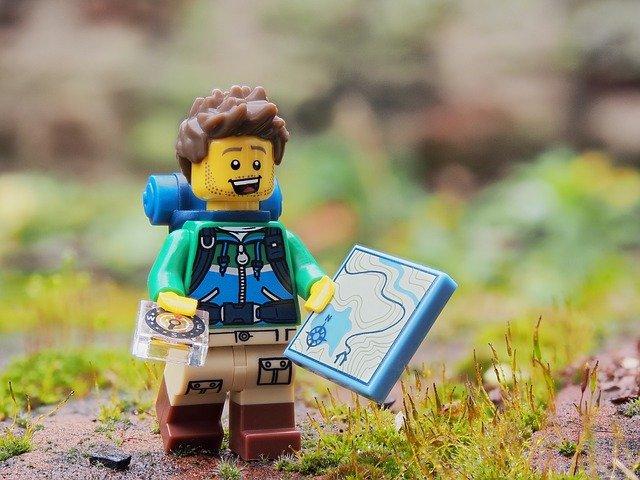 Lego 樂高 是許多人的兒時回憶